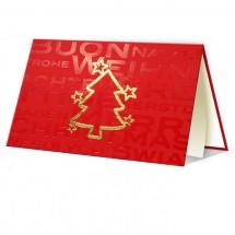 Kalėdinis atvirukas 011466WR