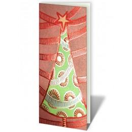 Kalėdinis atvirukas CFB0010