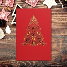 Kalėdinis atvirukas FS881c