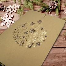 Kalėdinis atvirukas FS883