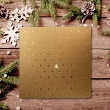 Kalėdinis atvirukas FS895az