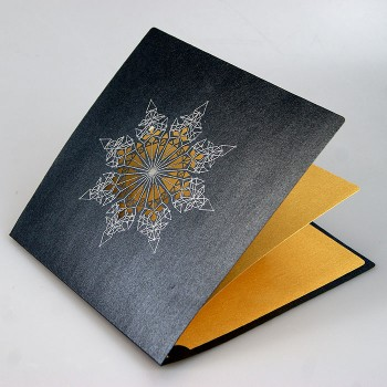 Kalėdinis atvirukas FS845a