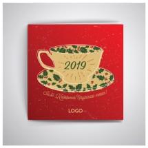 Kalėdiniai atvirukai IRKW15