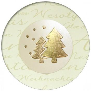 Kalėdinis atvirukas 011458W
