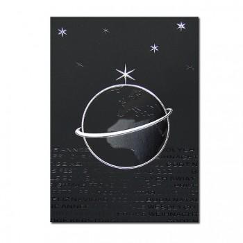 Kalėdinis atvirukas 011460B