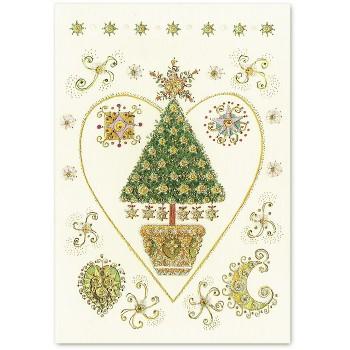 Kalėdinis atvirukas CFB002.070.11973