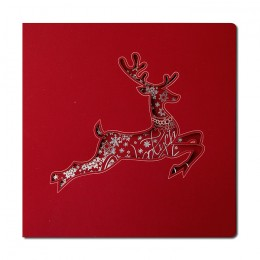 Kalėdinis atvirukas FS620bg