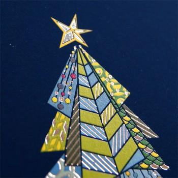 Kalėdinis atvirukas FS640ng