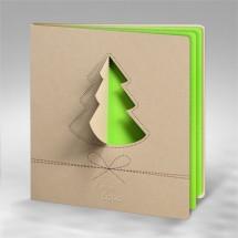 Kalėdinis atvirukas FS699p