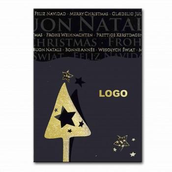 Kalėdinis atvirukas 011345B