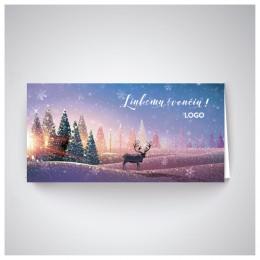 Kalėdinis atvirukas IRH05