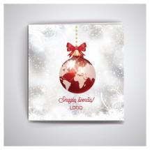 Kalėdiniai atvirukai IRKW32