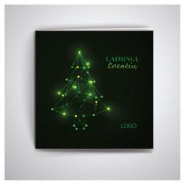 Kalėdiniai atvirukai IRKW39