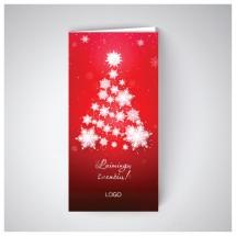Kalėdinis atvirukas IRV03