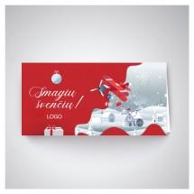 Kalėdiniai atvirukai IRH10