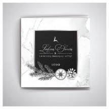 Kalėdiniai atvirukai IRKW62