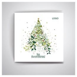 Kalėdiniai atvirukai IRKW66