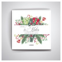Kalėdiniai atvirukai IRKW68