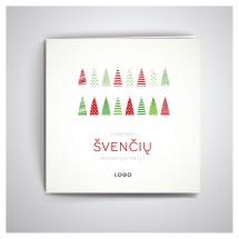Kalėdiniai atvirukai IRKW69