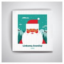 Kalėdiniai atvirukai IRKW71