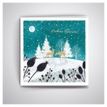 Kalėdiniai atvirukai IRKW78