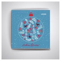Kalėdiniai atvirukai IRKW81
