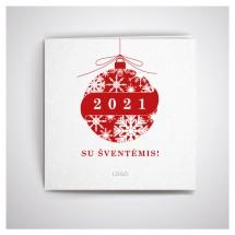 Kalėdiniai atvirukai JUKW08