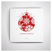 Kalėdiniai atvirukai JUKW09