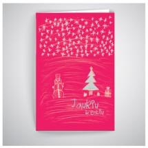 Kalėdinis atvirukas GV06