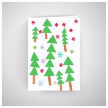 Kalėdinis atvirukas GV1908