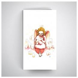 Kalėdinis atvirukas MU10