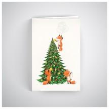 Kalėdinis atvirukas SOS2013