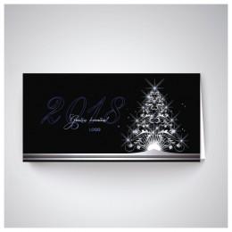 Kalėdinis atvirukas SH001