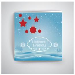 Kalėdinis atvirukas RKW03
