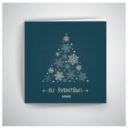 Kalėdinis atvirukas RKW05