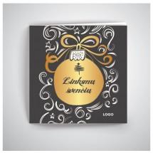 Kalėdinis atvirukas RKW06