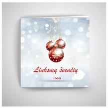 Kalėdinis atvirukas RKW08