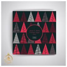 Kalėdinis atvirukas UKW12-3