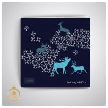 Kalėdinis atvirukas UKW13-2