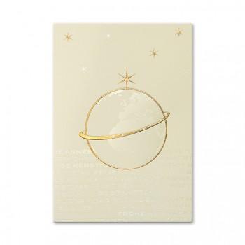 Kalėdinis atvirukas 011460W