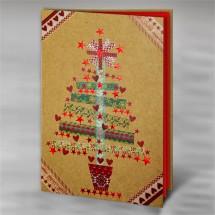 Kalėdinis atvirukas 02.038.18328