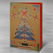 Kalėdinis atvirukas 02.038.18330