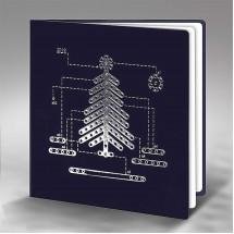 Kalėdiniai atvirukai FS639gg