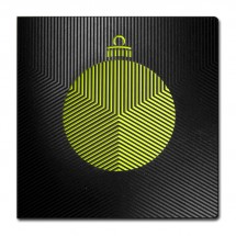 Kalėdinis atvirukas FS836ag