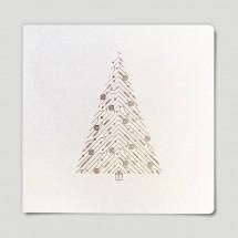 Kalėdinis atvirukas FS938tb