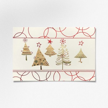 Kalėdinis atvirukas H1019