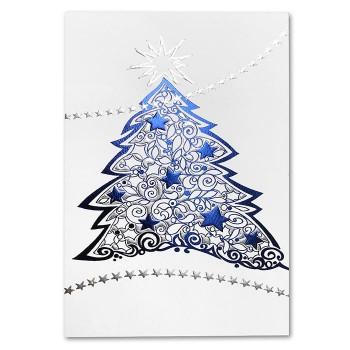 Kalėdinis atvirukas H1137