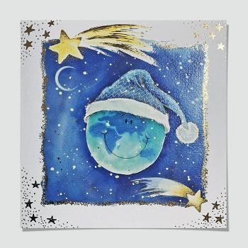 Kalėdinis atvirukas H1355