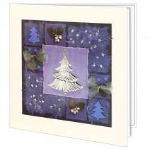 Kalėdinis atvirukas H1460