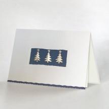 Kalėdinis atvirukas H1658